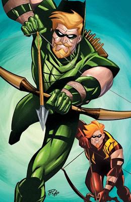Green Arrow y Arsenal